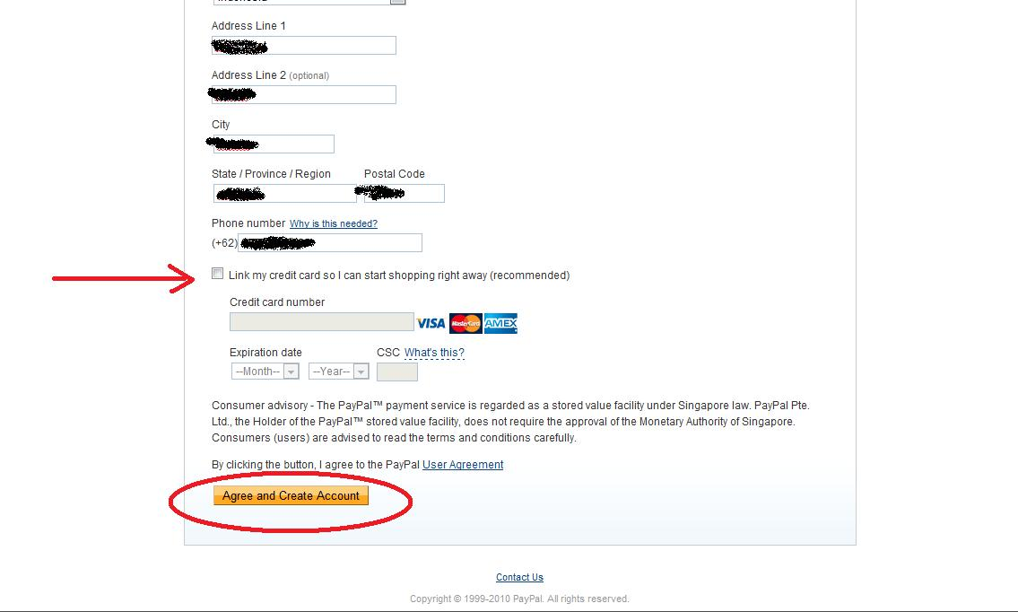 how to pay a paypal account without a paypal account